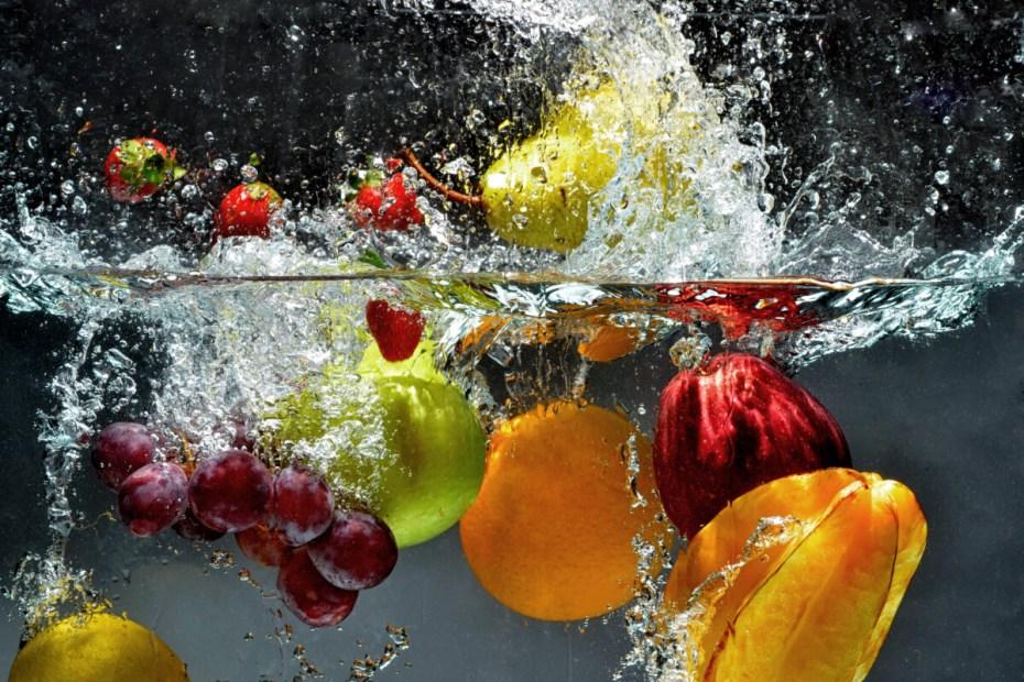 Higienização correta dos alimentos