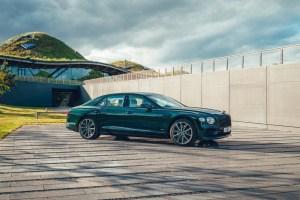 1 - Bentley Flying Spur Hybrid