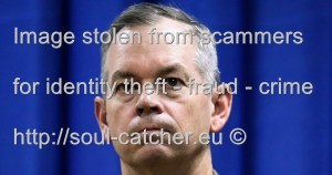 Lt. Gen. Sean B. MacFarland image abused by Scammers