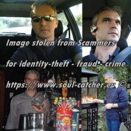 Real Person Unknown images abused by Scammers