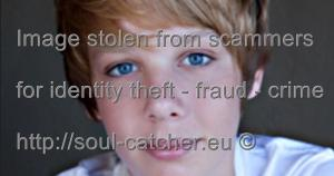 Model Blake image abused by Scammers