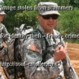 Lt. Jeffrey Miller image abused by Scammers