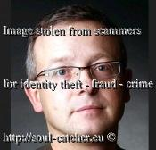 Real Name Unknown 3 image abused by Scammers