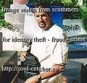 Real Name Unknown 4 image abused by Scammers