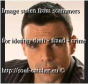 Real Name Unknown 8 image abused by Scammers