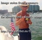 Stuart James (Stu Man) image abused by Scammers