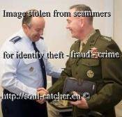 Gen. Joseph F. Dunford Jr. image abused by Scammers