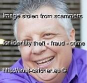 Model Robert Barrett image abused by Scammers