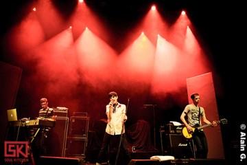 Battant à la Cigale - 10 octobre 2009 (festival Factory)