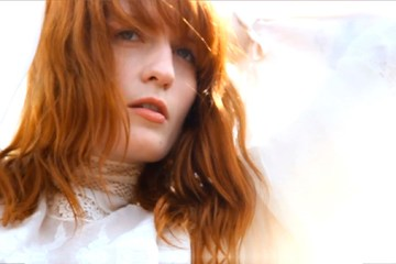 clip : Florence and the machine - What the water gave me
