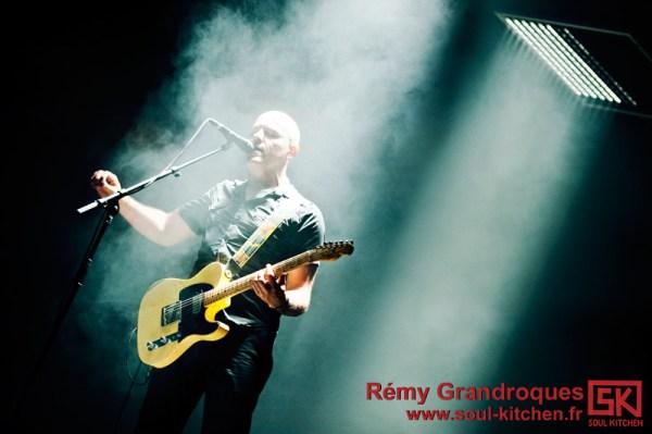 Photos concert : Dominique A @ La Route du Rock | 10 août 2012