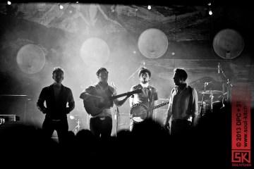 Photos concert : Mumford & Sons @ le Trianon, Paris   26 mars 2013