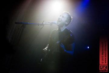 Photos concert : Bombay Show Pig + The Rumour Said Fire @ la Flèche d'Or, Paris | 22.10.2013