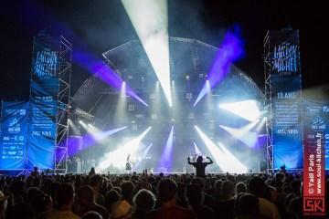Photos de concert : Jardin du Michel 2014 - 08 juin 2014