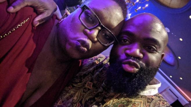 mc and Mawuli Chai