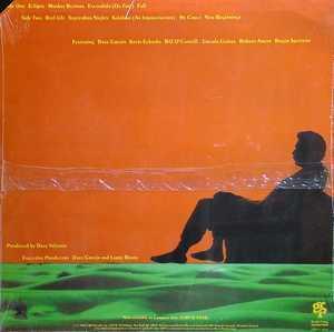 Album Dave Valentin Kalahari Grp Records GRP A
