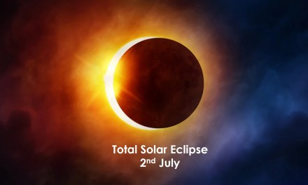 Solar Eclipse July 2nd and Astrology Update for July