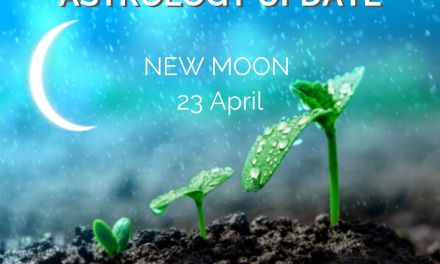 ASTROLOGY UPDATE – New Moon 23 April & Corona