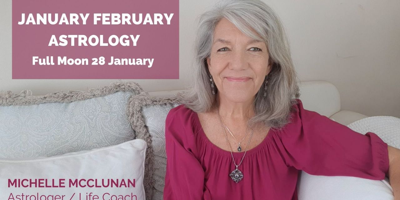 FULL MOON 28 JANUARY 2021- Journey to your Heart