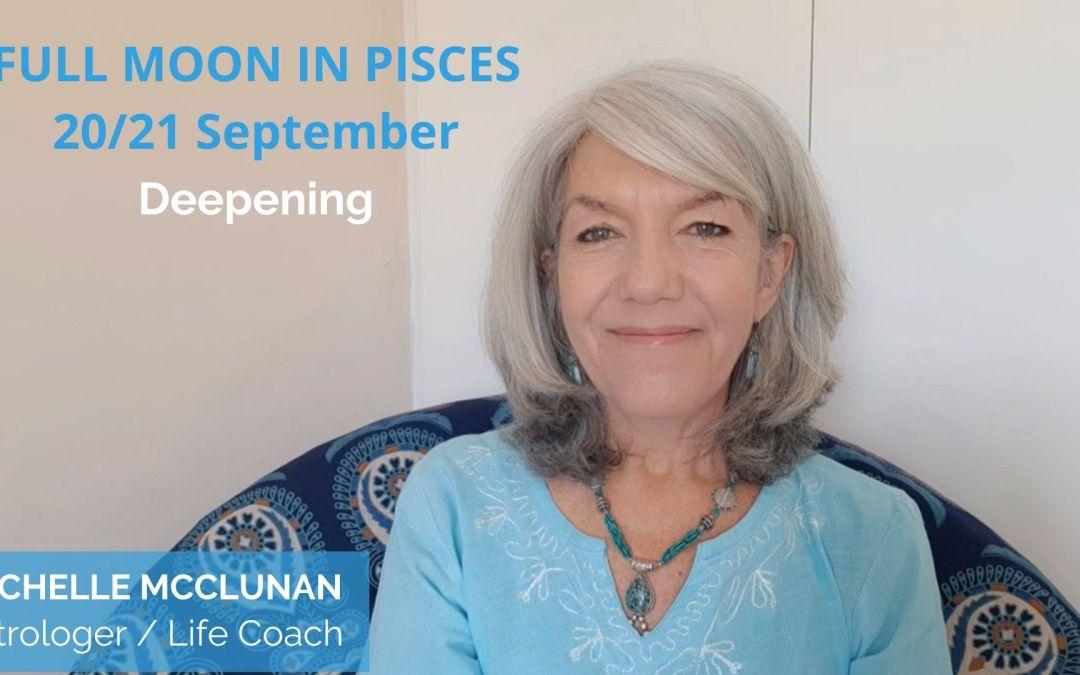 FULL MOON SEPTEMBER 20th/21st 2021 – The Deepening