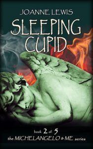 Author Joanne Lewis: Sleeping Cupid cover