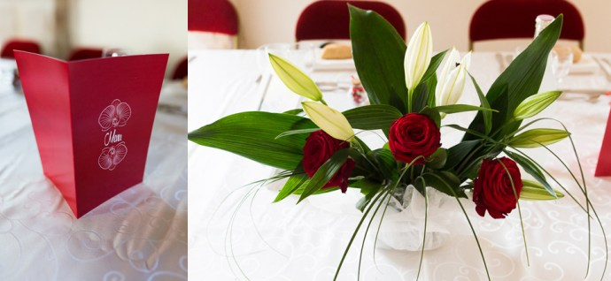 mariage-domaine-de-champgueffier-la-chapelle-iger-decoration-table-rouge-photographe-soul-bliss
