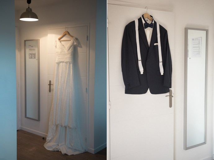 mariage moulin de dampierre saint yon robe mariee dentelle costume bleu marine photographe mariage essonne soulbliss