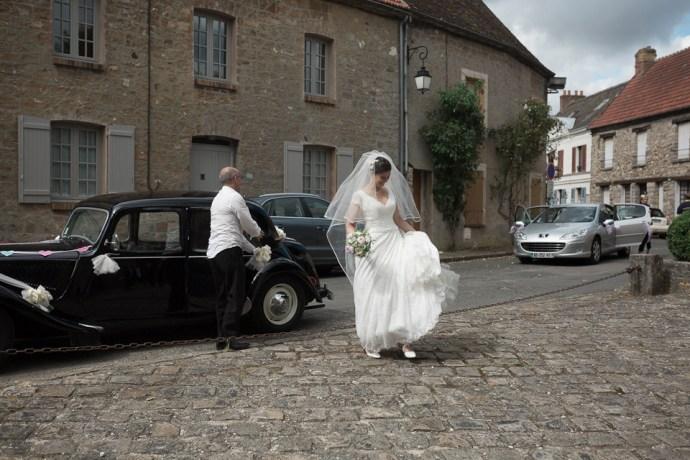 voiture collection mariage noire