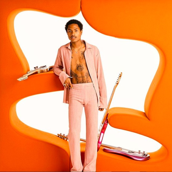Image result for steve lacy apollo xxi