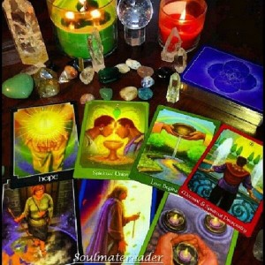 Full life Psychic Tarot reading and crystal readings