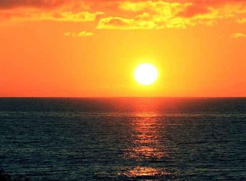 De zon in jou