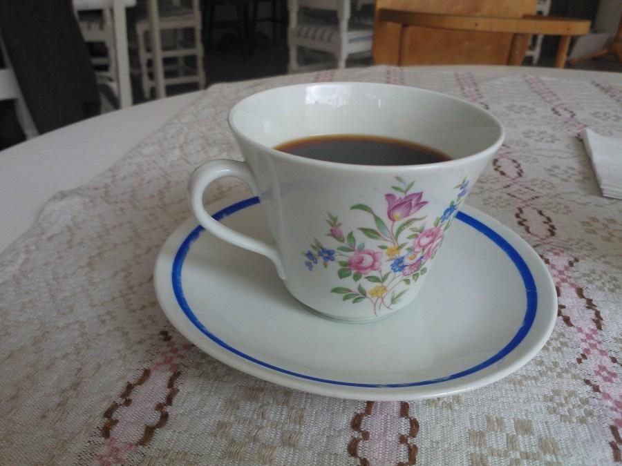 Fika på Café Petter