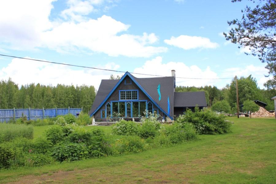 Gröna Huset i Skogsnäs