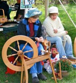 spinningdemnstrations