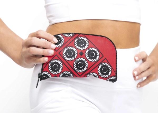 Destiny_Red Souleva Yoga Wet Bag