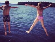 the summer jump