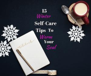 Winter Self-care tips