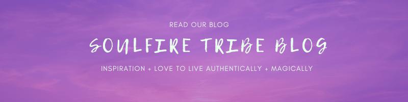Soulfire Tribe Blog