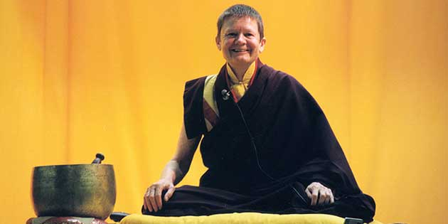 What to do When The Going Gets Rough – Pema Chodron