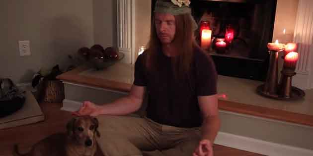 How to Meditate with JP Sears (funny – video)