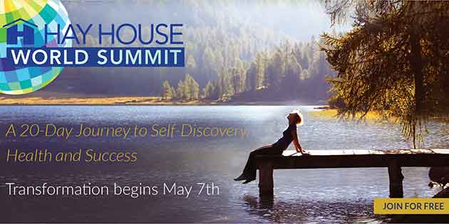 Starts Sat. May 7! Hay House World Summit 2016 + 4 Free Audio Lessons