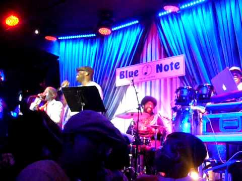 One Blue Note Stage – Multiple Legends Rakim and The Roots perform Paid In Full Album June 23, 2011