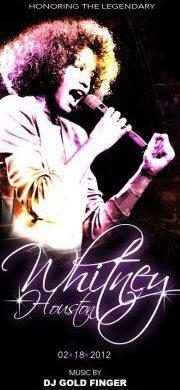 Whitney Houston Tribute Event