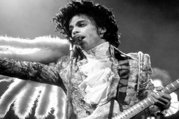 Prince Our Destiny/Roadhouse Garden Live Rehearsal 1984 Paisley Park