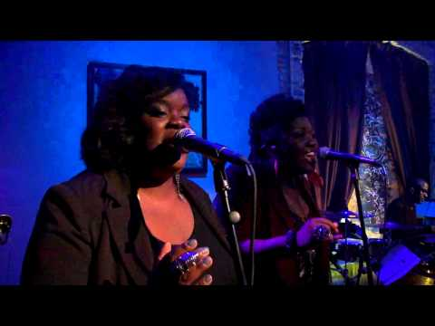Verses and Flow TV Show featuring Ledisi LIVE