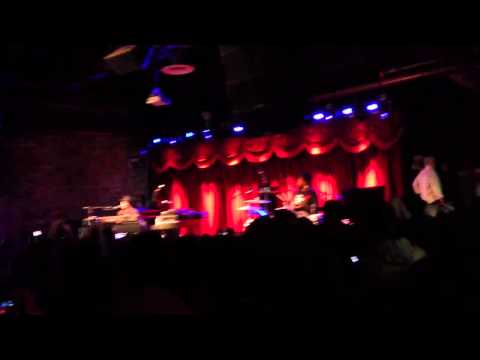 The Soulquarians: Brothers in Arms (D'Angelo and Questlove) at Brooklyn Bowl Live – 3/4/13 VIDEO RECAP + SETLIST