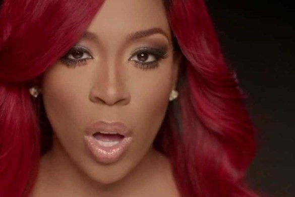 K. Michelle — Rebellious Soul Album Review by Jay Fingers