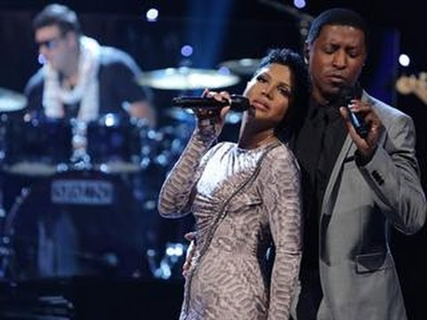 WATCH Toni Braxton and Babyface- Hurt You Live on Aresenio Hall Show @tonibraxton @KennyEdmonds @ArsenioHall