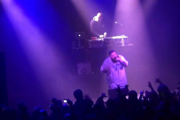 Concert Recap: Action Bronson and Party Supplies at Irving Plaza in New York City on January 11, 2014 By Jason Schellhardt @ActionBronson @DMVicious