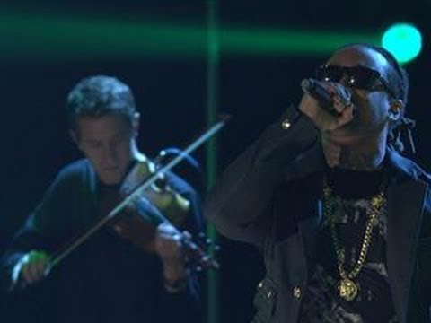 @TyDollaSign & @DJMustard Perform 'Paranoid' on the @ArsenioHall Show